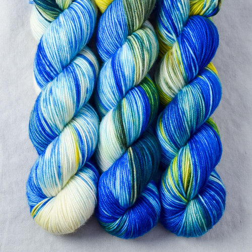 Bluebonnets - Miss Babs Yummy 3-Ply yarn