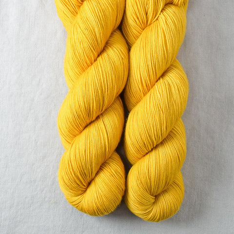 Goldenrod - Miss Babs Keira yarn