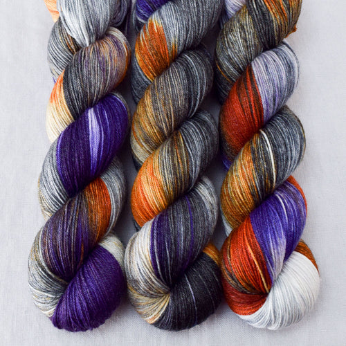 Mayhem - Miss Babs Tarte yarn
