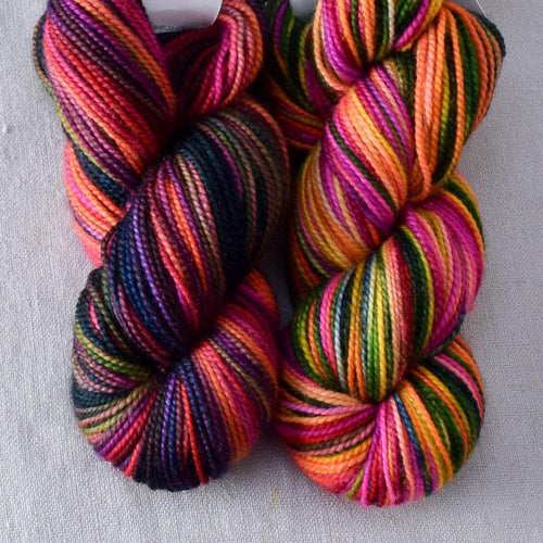 Perfectly Wreckless - Miss Babs 2-Ply Toes yarn