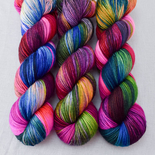 Perfectly Wreckless - Miss Babs Yummy 3-Ply yarn