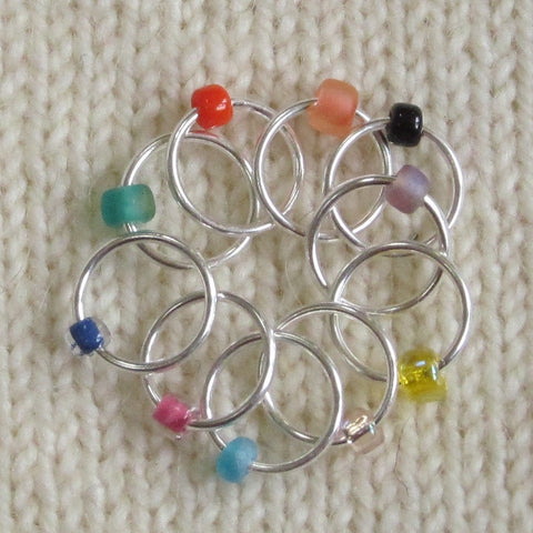 Babs' Favorite Stitch Markers - Assorted