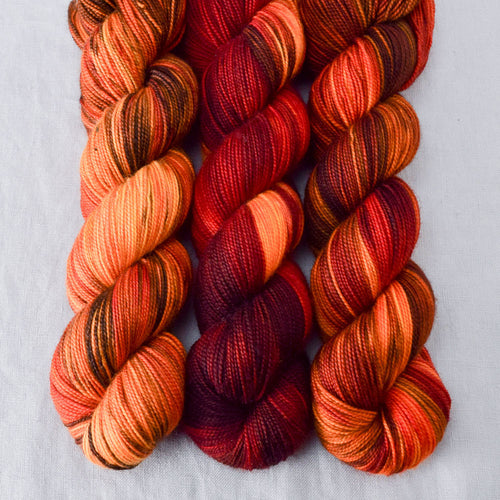 Wanna Go Crazy - Miss Babs Yummy 2-Ply yarn