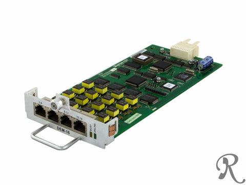 Inter-Tel 580.2200 DEM-16 Port Digital Card Module