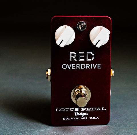 Red Overdrive