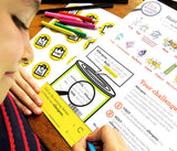 NEW! Food allergy activity pack