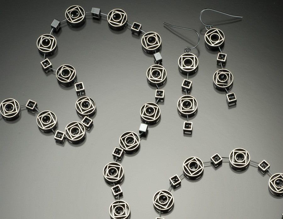 Geometry Jewelry Set
