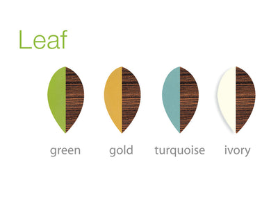 Leaf available colors