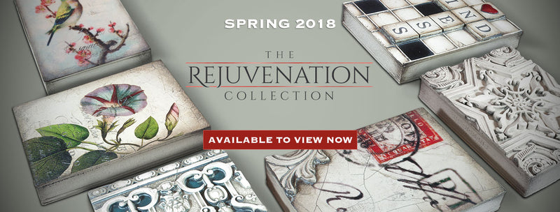 SID DICKENS Spring 2018 : The Rejuvenation Collection