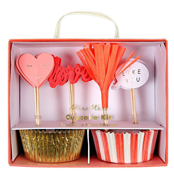 Blissful Cupcake Kit