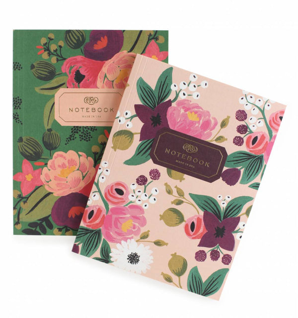 Vintage Blossoms Notebooks