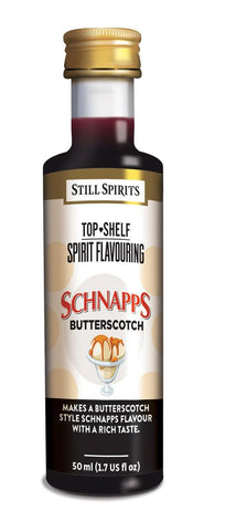 Still Spirits - Top Shelf Butterscotch Schnapps Flavouring