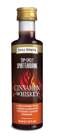 Top Shelf Cinnamon Whiskey Flavouring