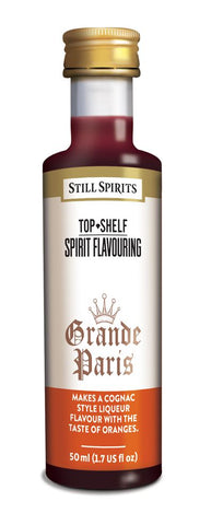 Top Shelf Grande Paris Flavouring