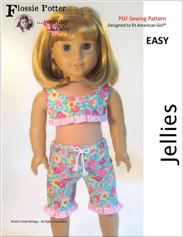"Jellies 18"" Doll Clothes"