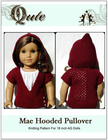 Mae Pullover Knitting Pattern