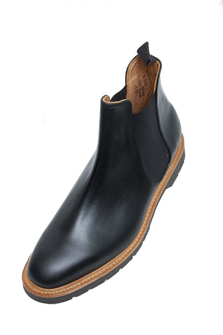 Solovair Lifestyle Chelsea Boot black