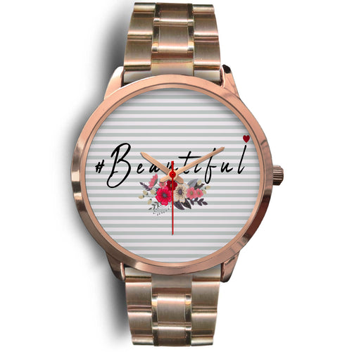 #Beautiful Custom Unique Design Women's Watch - sea-gull