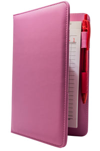 Pink Server Book - Waitress Order Pad Holder for Restaurants