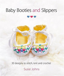Baby Booties and Slippers - Maggie's Crochet