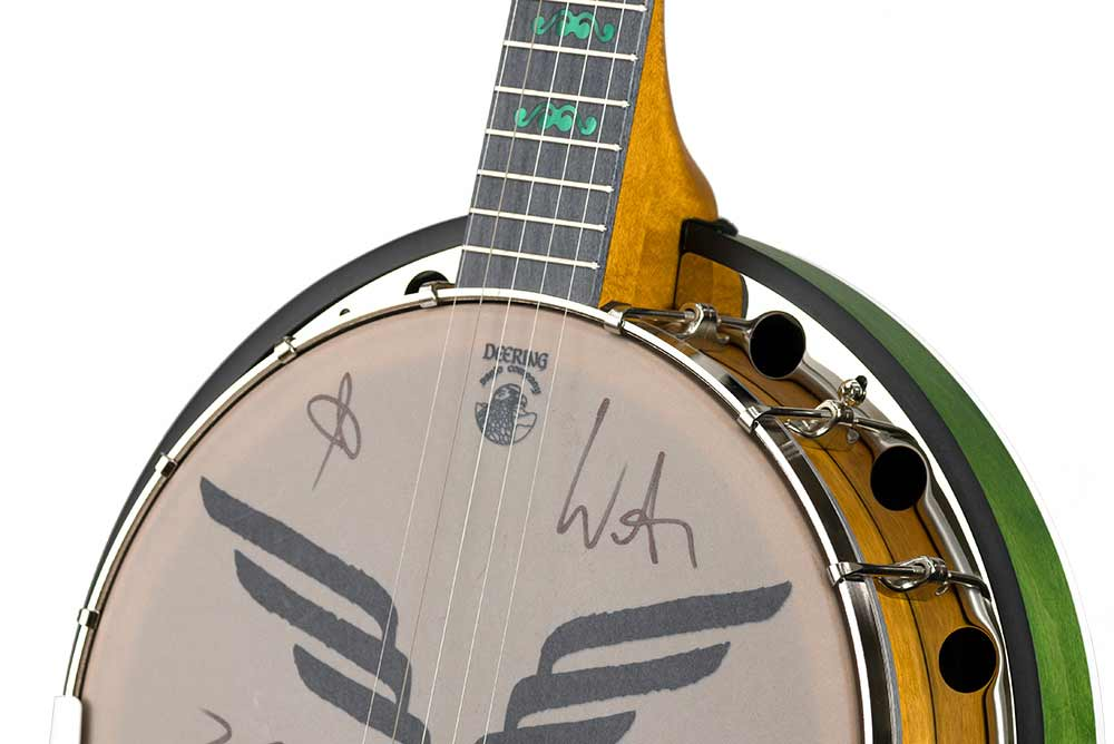 Connecticut Charity Banjo