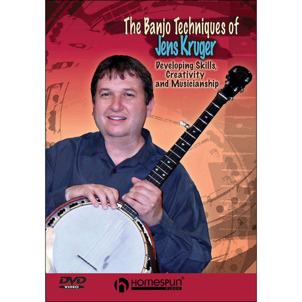 The Banjo Techniques of Jens Kruger DVD