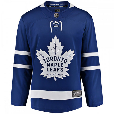 Toronto Maple Leafs Breakaway Jersey Home