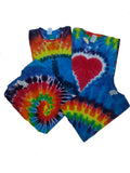 Adult Rainbow 4 Pack of Classic T-shirts