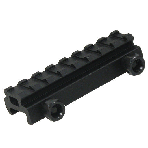 XTS-WS8 LOW PROFILE COMPACT AR15 SEE THROUGH RISER MOUNT