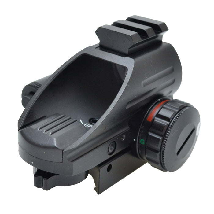 XTS HD-11 HOLOGRAPHIC DOT SIGHT AND RED LASER COMBO