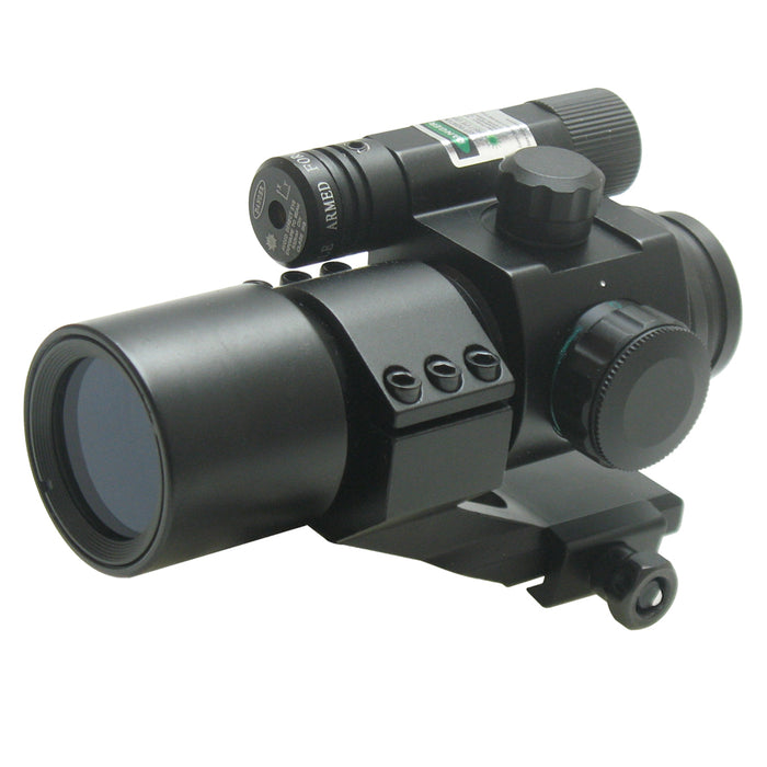 XTS HD-26 DOT SIGHT WITH GREEN LASER