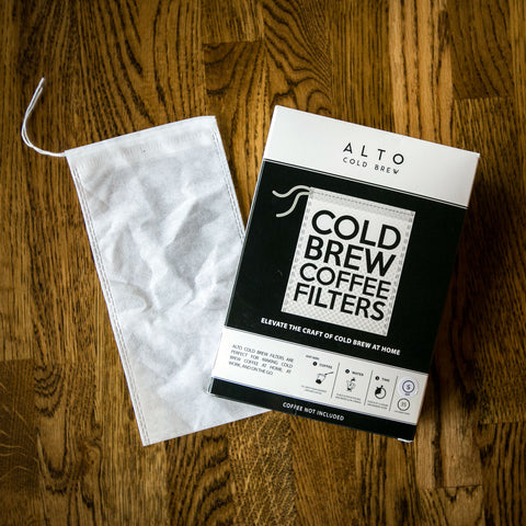 Cold Brew Coffee Filters