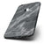 The Black and Chalky White Marble Six-Piece Skin Kit for the iPhone 6/6s or 6/6s Plus