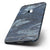The Dark Slate Marble Surface V32 Six-Piece Skin Kit for the iPhone 6/6s or 6/6s Plus