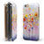Drizzle Watercolor Flowers V1 iPhone 6/6s or 6/6s Plus 2-Piece Hybrid INK-Fuzed Case