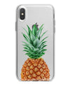 Hello Pineapple - Crystal Clear Hard Case for the iPhone XS MAX, XS & More (ALL AVAILABLE)