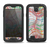 The Abstract Woven Color Pattern Samsung Galaxy S4 LifeProof Nuud Case Skin Set