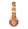 The Bright Orange Unfocused Circles Skin for the Beats by Dre Studio (2013+ Version) Headphones