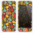 The Brown & Gold Tweety Bird Clipart Skin for the iPhone 3, 4-4s, 5-5s or 5c