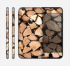 The Chopped Wood Logs Skin for the Apple iPhone 6