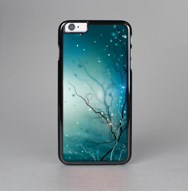 The Electric Teal Volts Skin-Sert Case for the Apple iPhone 6 Plus