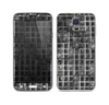 The Grayscale Lattice and Flowers Skin For the Samsung Galaxy S5