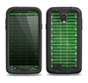 The Green Turf Football Field Samsung Galaxy S4 LifeProof Nuud Case Skin Set