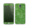 The Green & Yellow Mesh Skin For the Samsung Galaxy S5