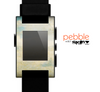 The Grunge Cloudy Scene Skin for the Pebble SmartWatch