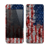 The Grungy American Flag Skin for the Apple iPod Touch 5G