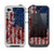 The Grungy American Flag Skin for the iPhone 4-4s LifeProof Case