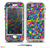 The Neon Sprinkles Skin for the iPhone 5-5s NUUD LifeProof Case