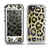 The Real Leopard Hide V3 Skin for the iPhone 5-5s OtterBox Preserver WaterProof Case