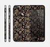 The Tiny Gold Floral Sprockets Skin for the Apple iPhone 6